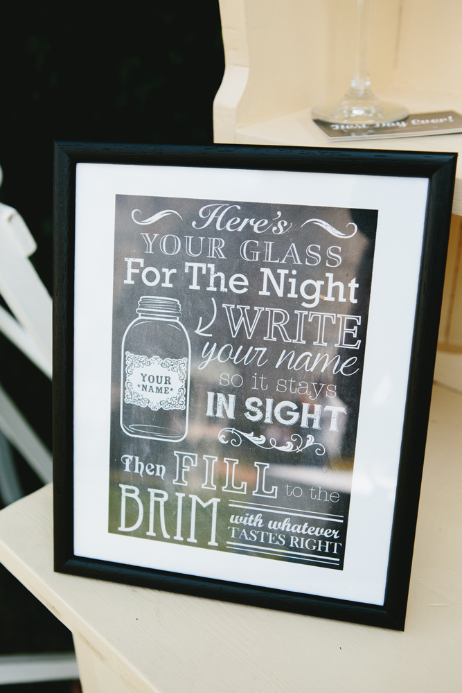DKP Wedding Poster Drink