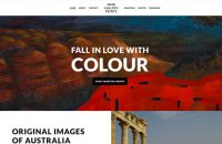 eCommerce Website Design – MMB Gallery